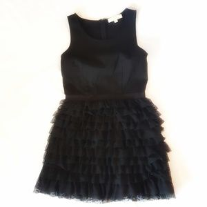 NEW LISTING!!  LOFT black dress size 4